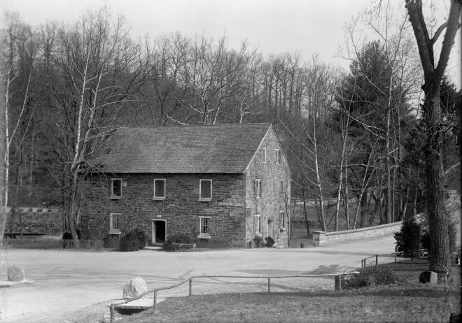 Peirce Mill, circa 1940s.