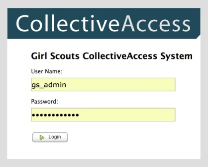 The gateway to our Girl Scout archives!