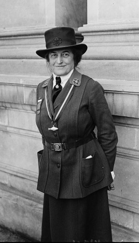 Juliette Gordon Low in 1923.