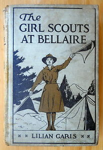 The Girl Scouts at Bellaire by Lillian Garis, 1920
