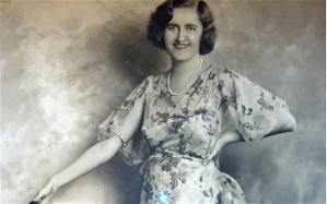 The enigmatic Huguette Clark in 1943.
