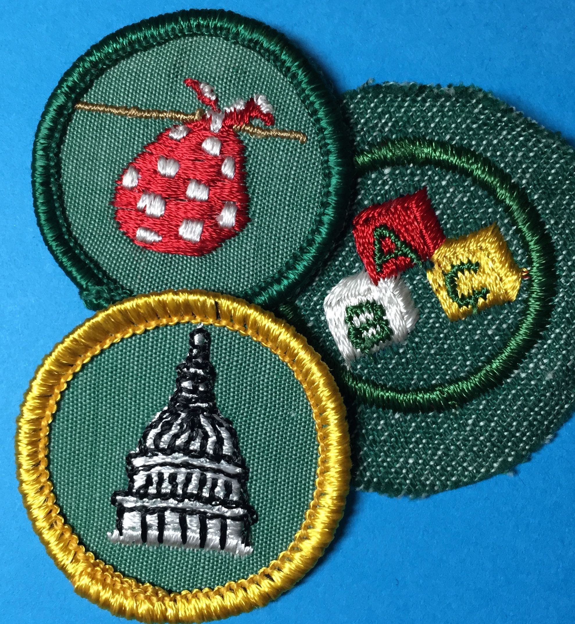 Badges, and Try-Its, and IPs, Oh My – Girl Scout History ...