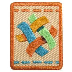 Senior Textile Arts badge