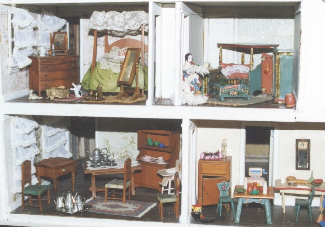 Doll Rooms 2