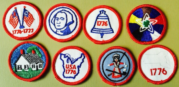 Girl Scouts and the American Bicentennial