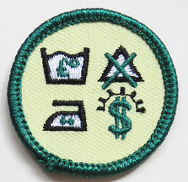 laundry badge