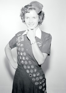 Portrait of Debbie Reynolds