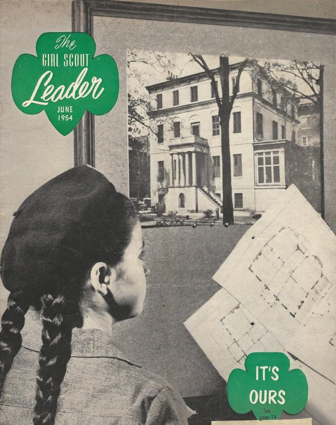 Leader June 1954
