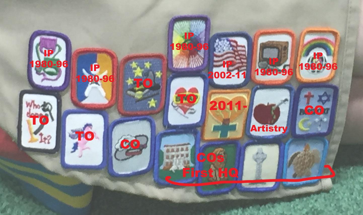 Vest2 labels