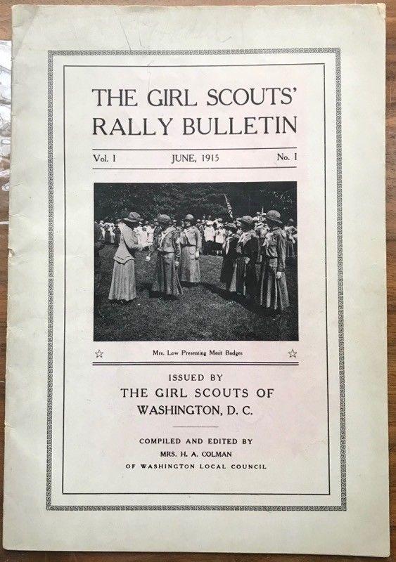 1915 Bulletin