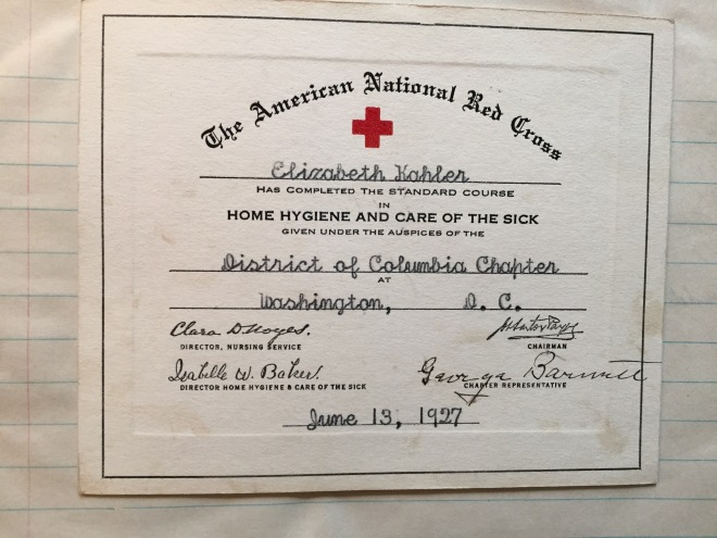 Kahler Red Cross