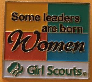 Leaders Born Women