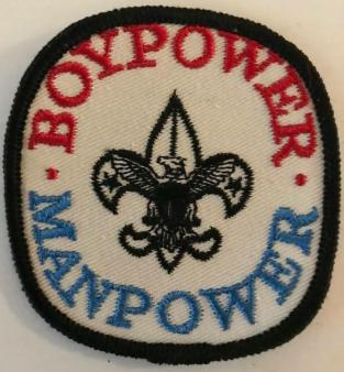 Boypower Patch