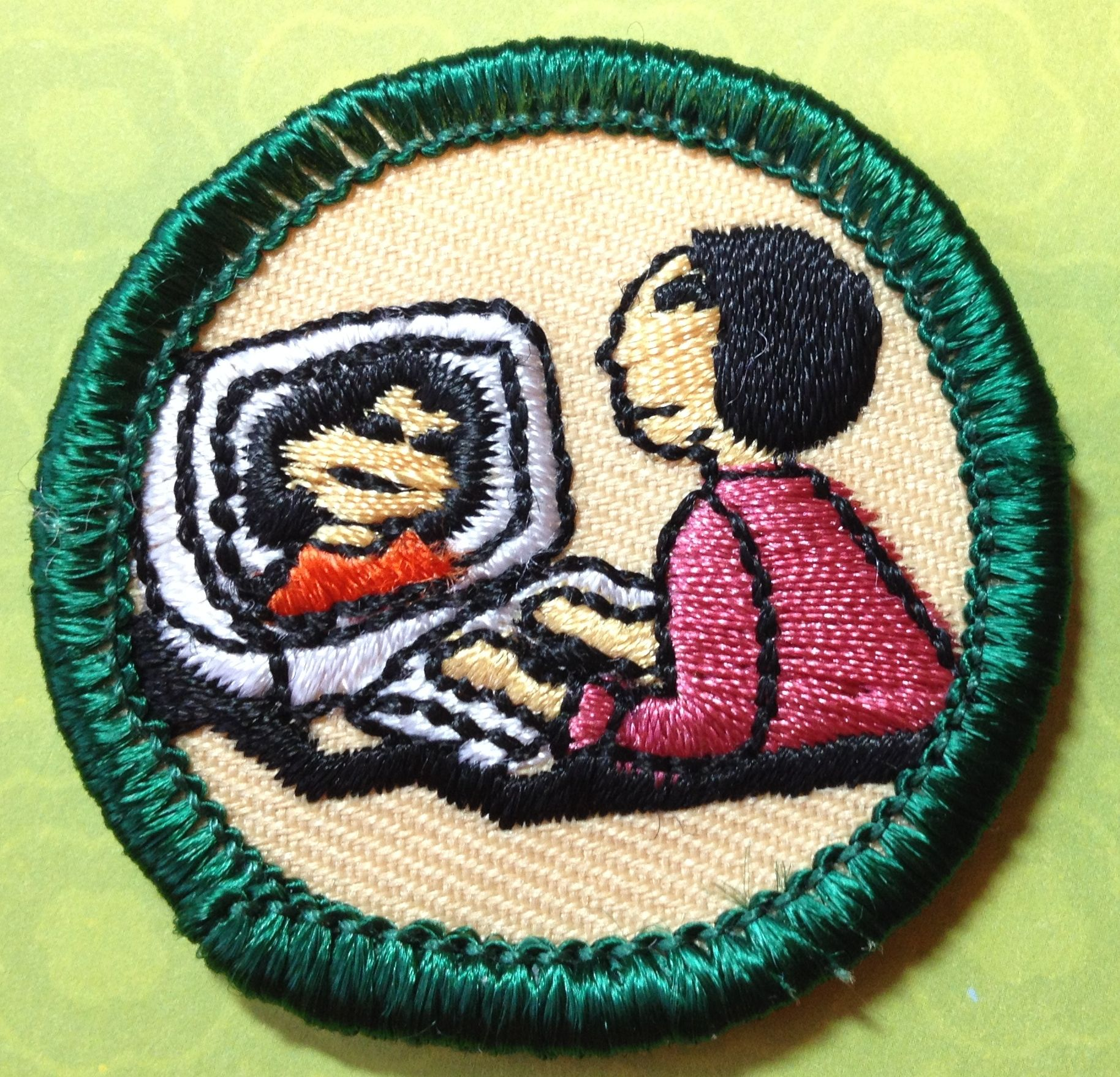 Girl Scout badges | Girl Scout History Project