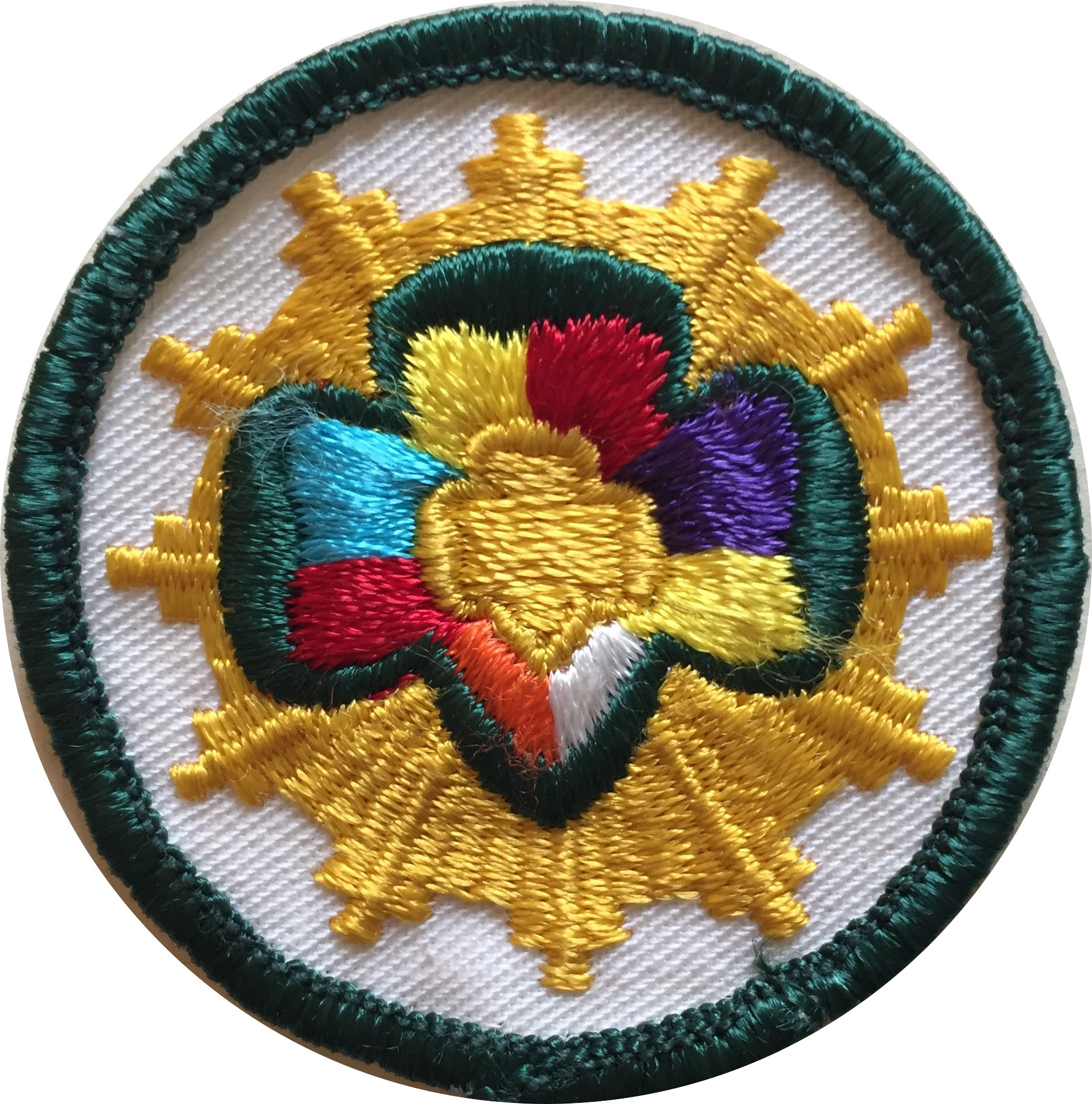 Girl Scout Badges Promise Fabric Collection SOLD SEPARATELY